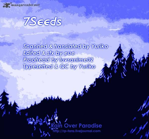 7 Seeds 129 Page 1