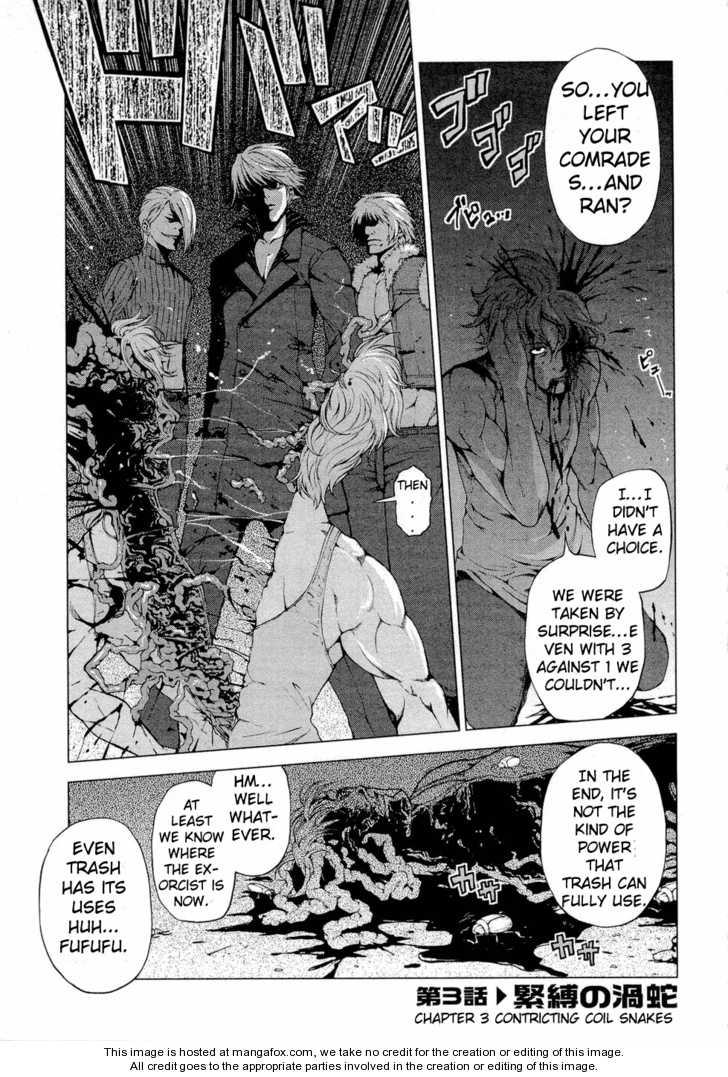 Dead Soul Revolver 3 Page 1