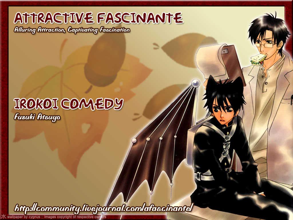 Irokoi Comedy 1 Page 1
