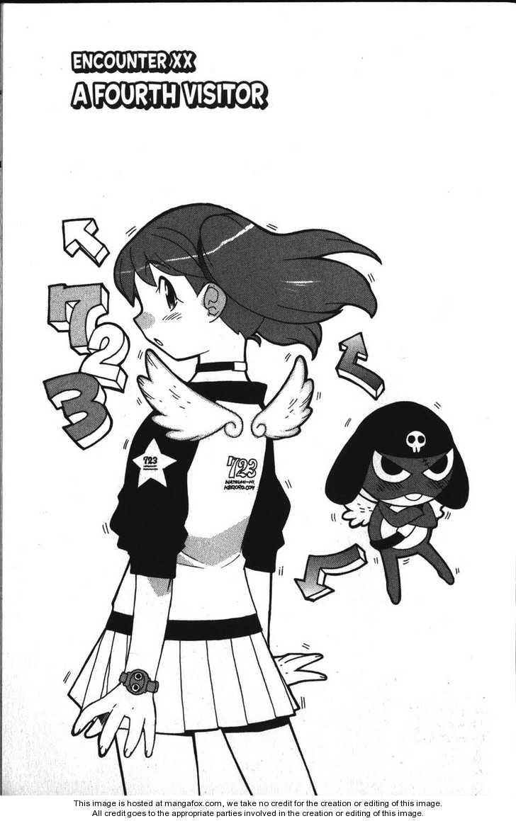 Keroro Gunsou 20 Page 2