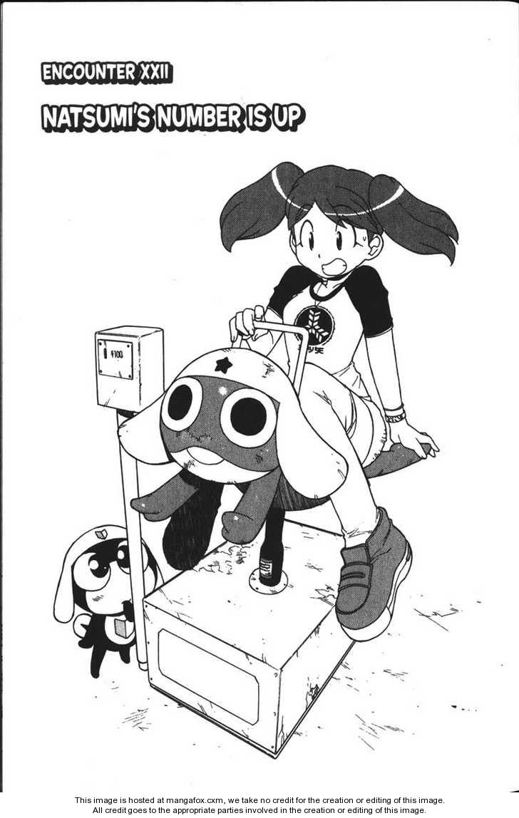 Keroro Gunsou 22 Page 2
