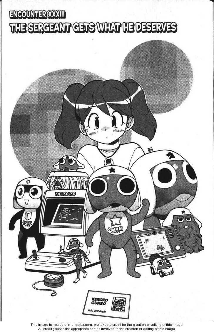 Keroro Gunsou 33 Page 1