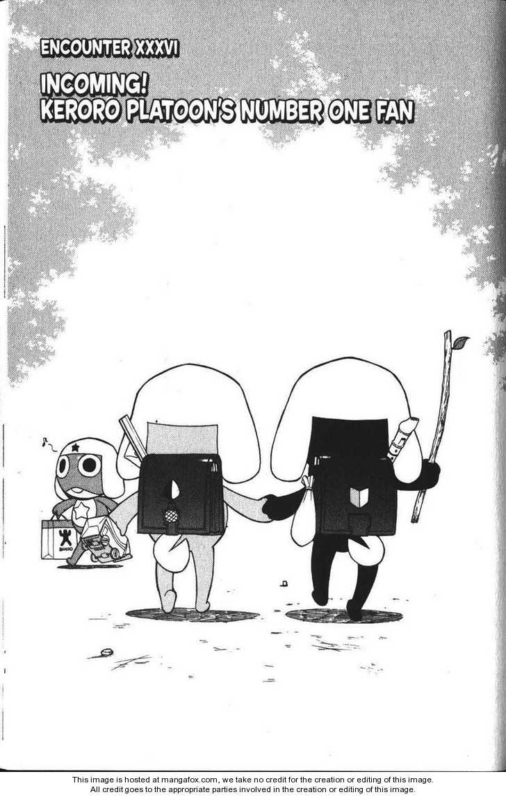 Keroro Gunsou 36 Page 2
