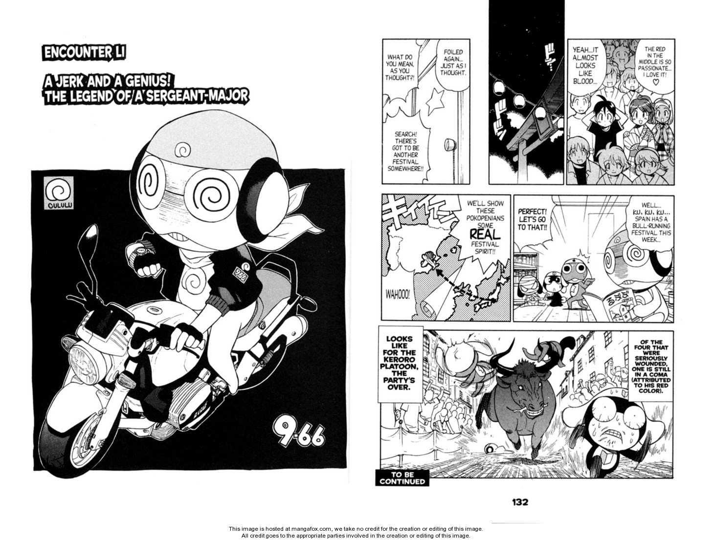 Keroro Gunsou 51 Page 1