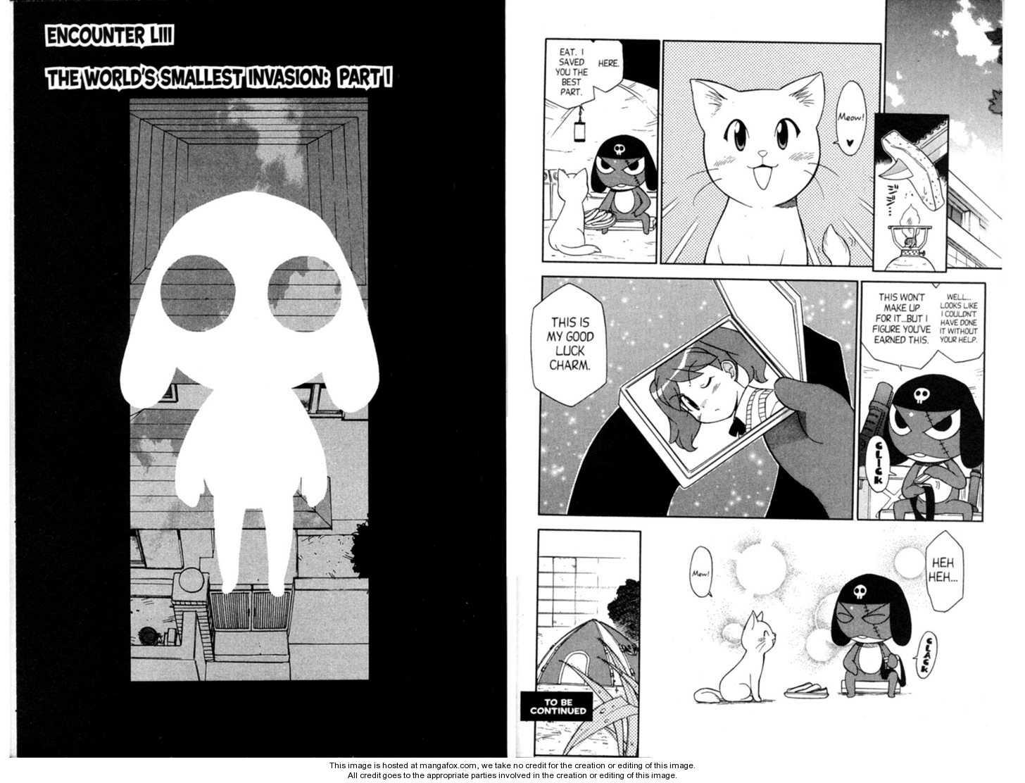 Keroro Gunsou 53 Page 1