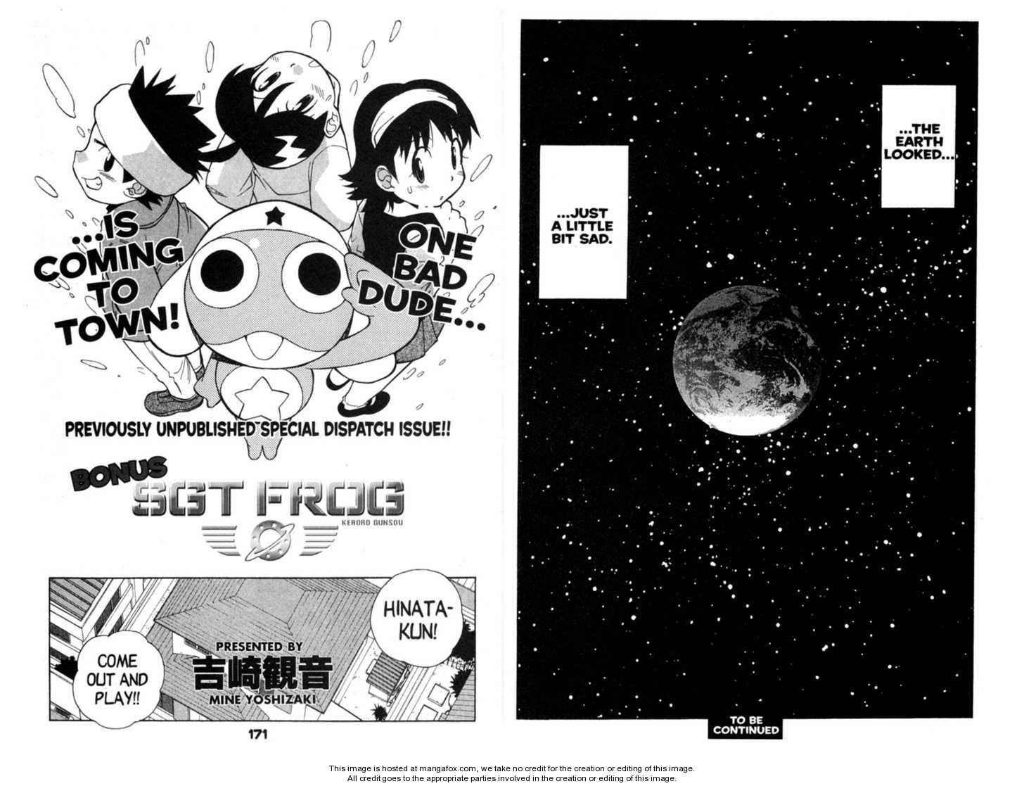 Keroro Gunsou 53.1 Page 1