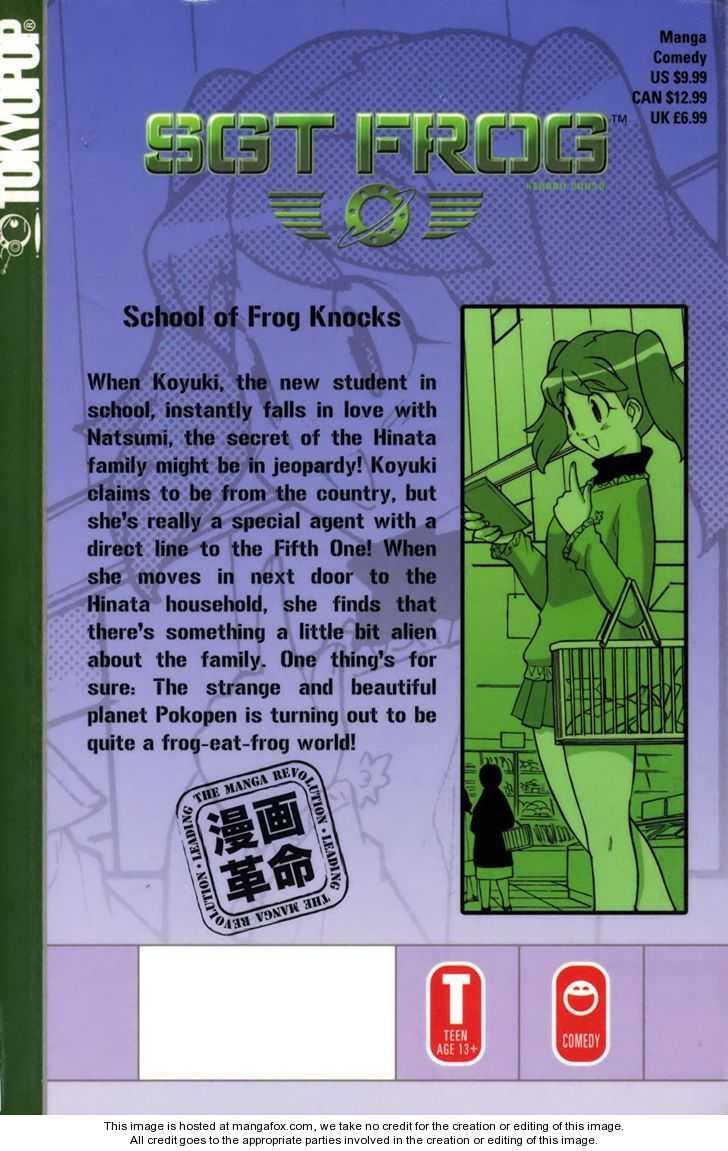 Keroro Gunsou 0 Page 3