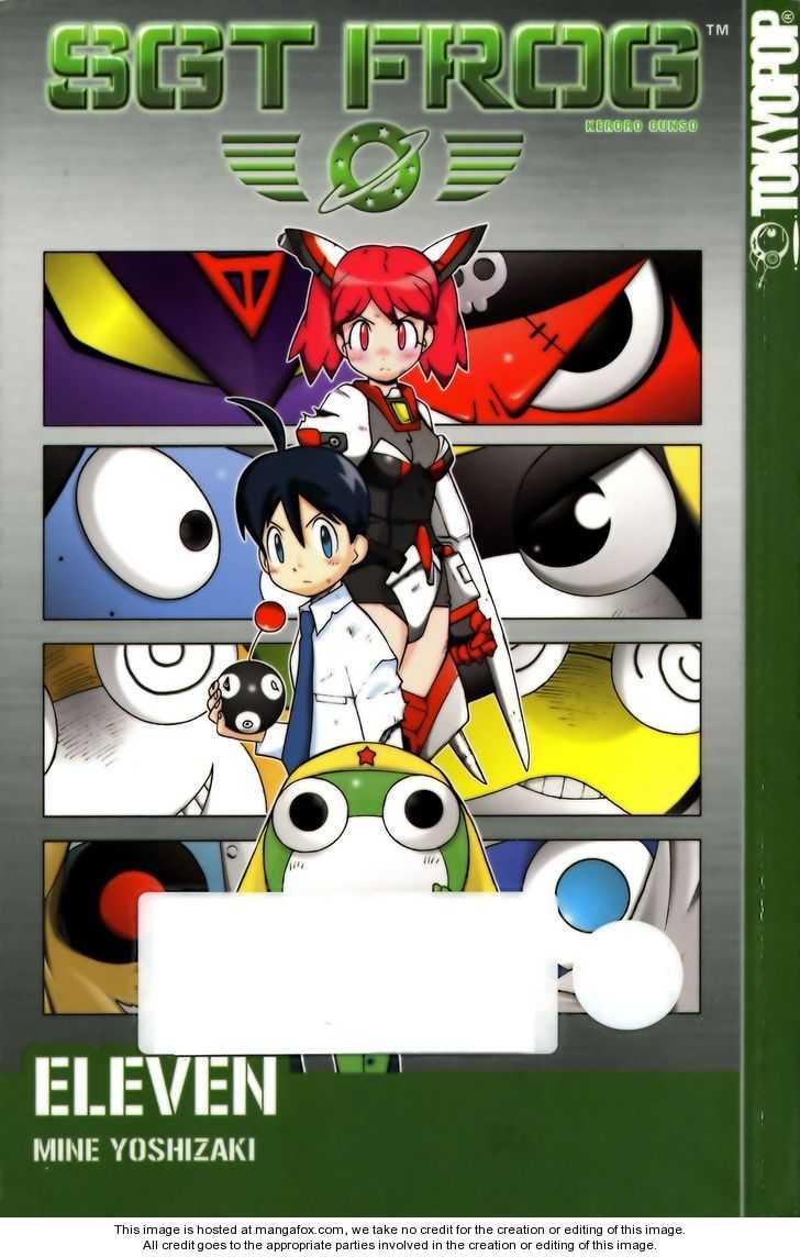 Keroro Gunsou 84 Page 3