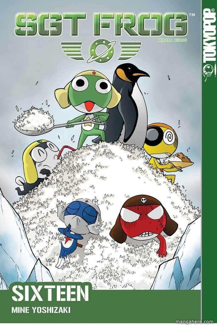 Keroro Gunsou 126 Page 1