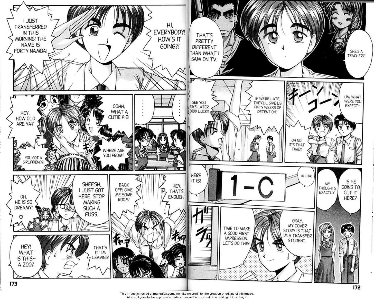 Ai Ga Tomaranai! 30 Page 2
