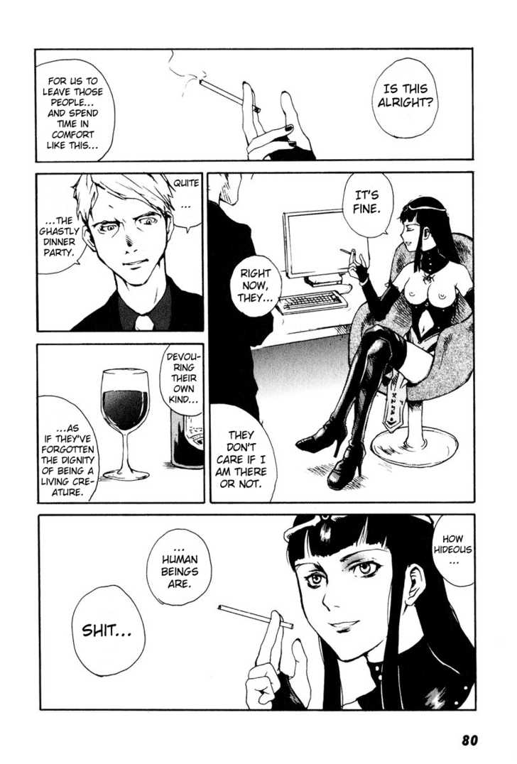 Tokyo Akazukin 3 Page 4