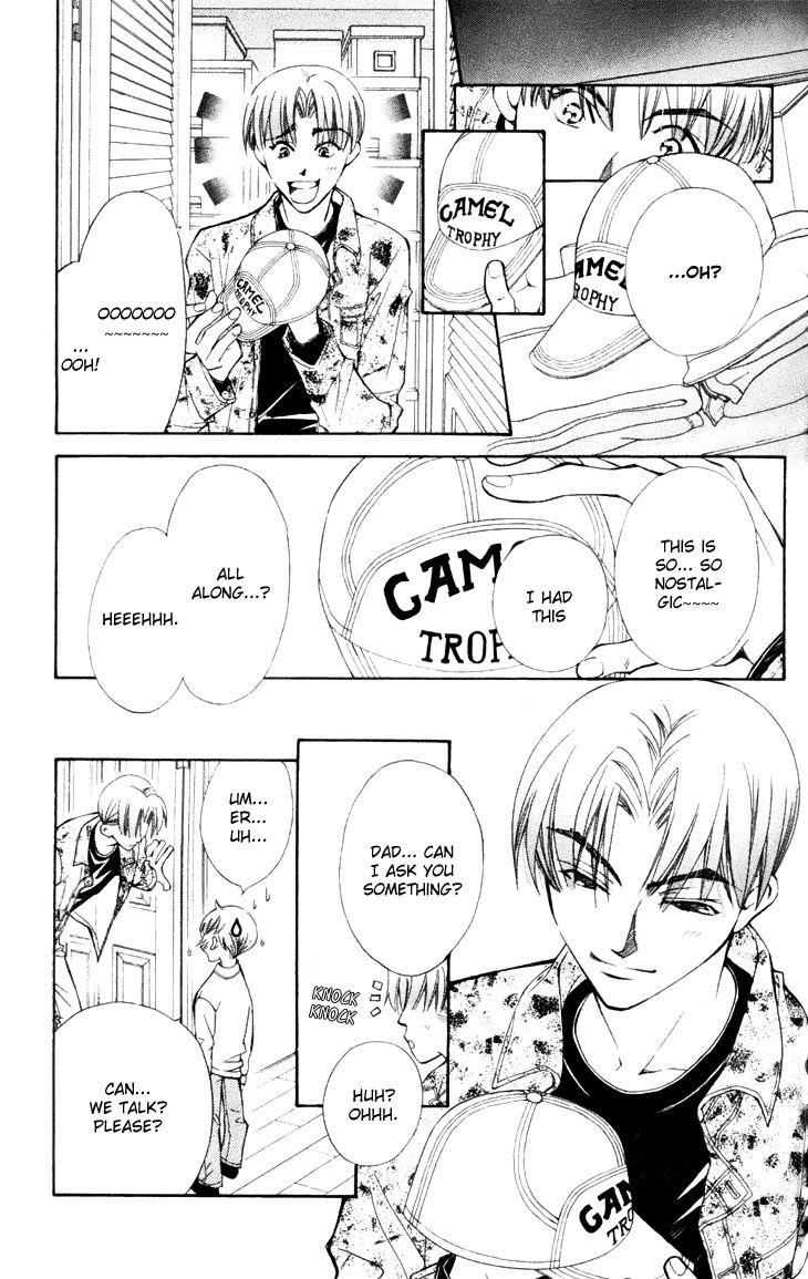 Boku wo Tsutsumu Tsuki no Hikari 19 Page 3