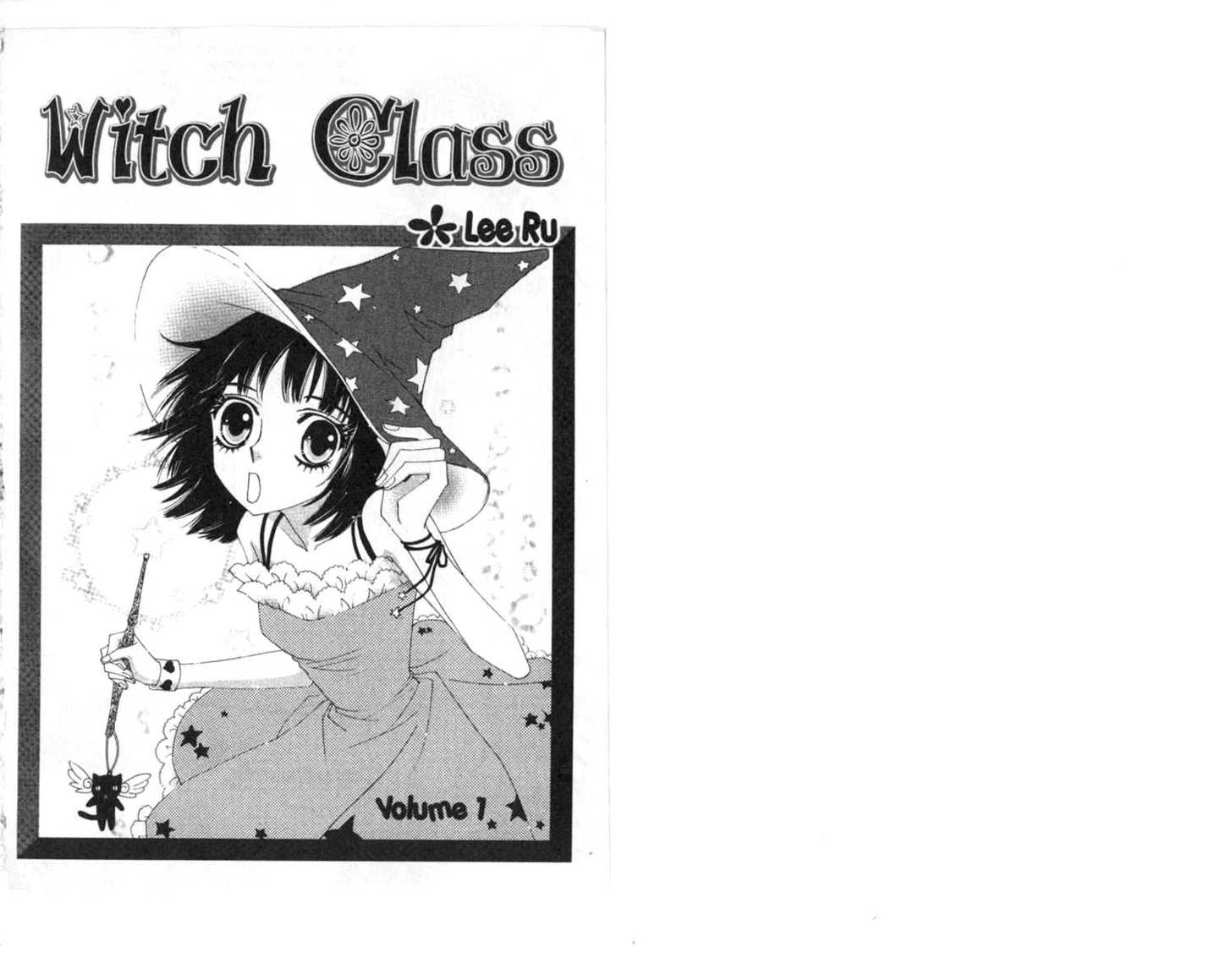 Witch Class 0 Page 2