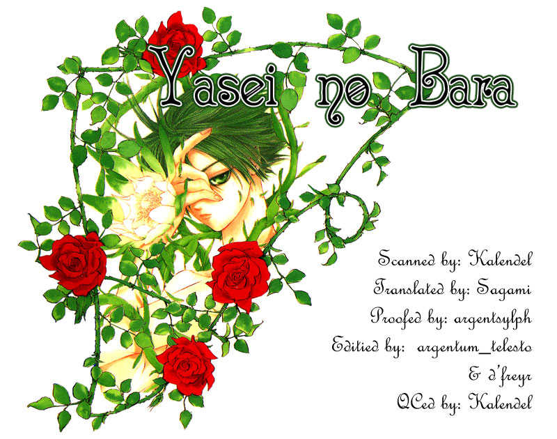 Yasei no Bara 2 Page 1