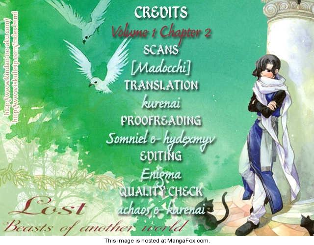 Lost - Ikai no Kemonotachi 2 Page 2