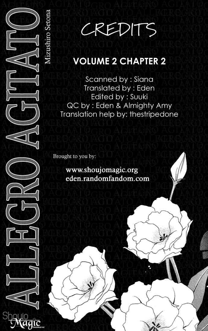Allegro Agitato 6 Page 2