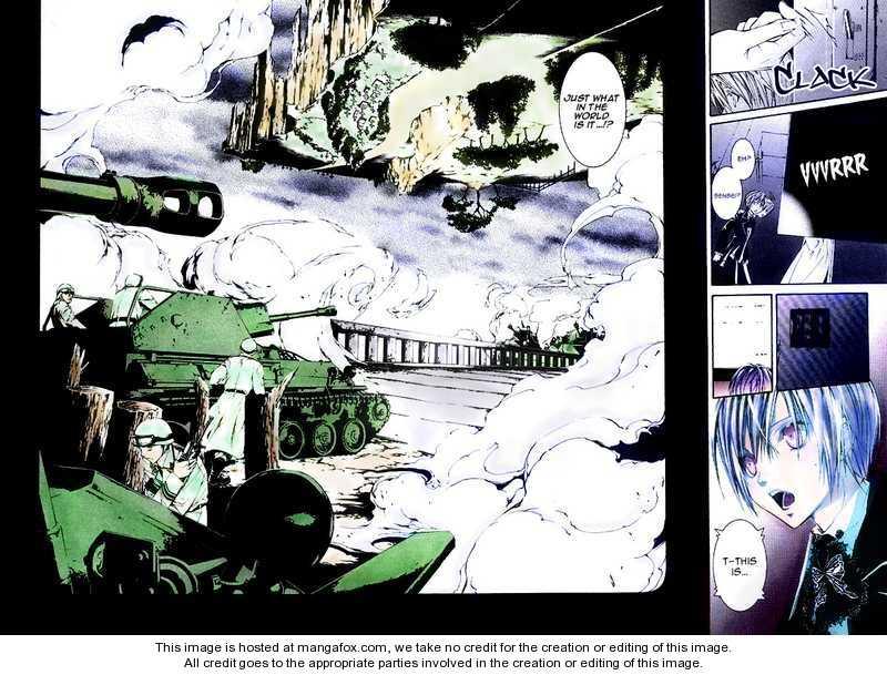Torikago Gakkyuu 2 Page 3