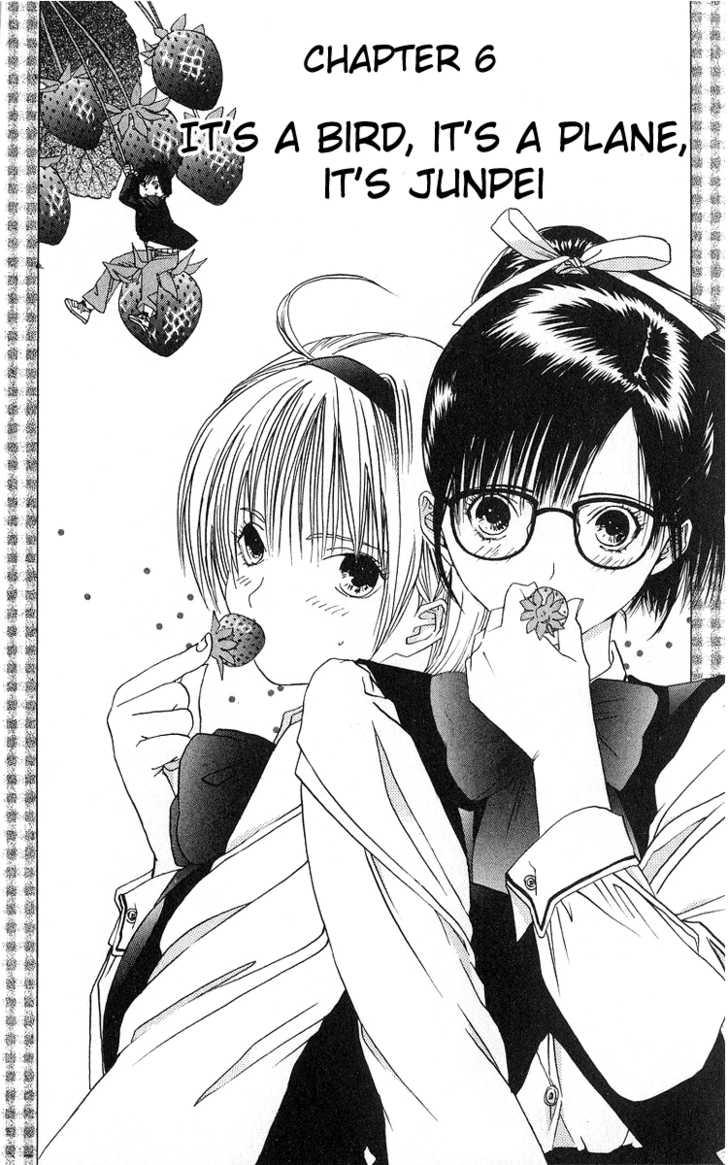 Ichigo 100% 6 Page 2