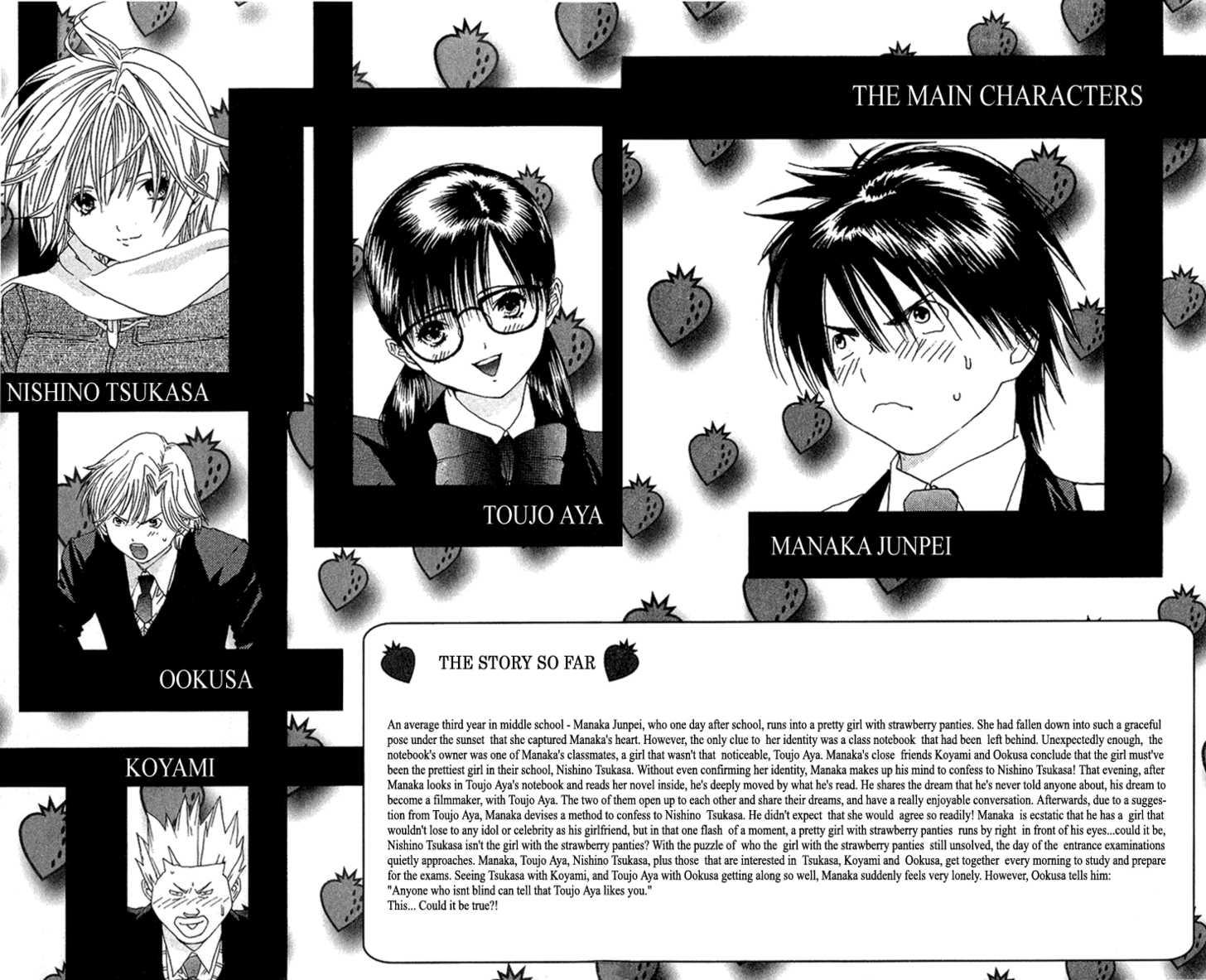 Ichigo 100% 9 Page 2