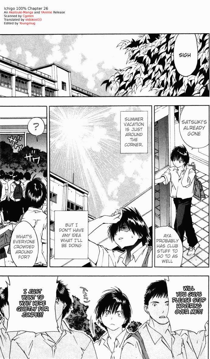 Ichigo 100% 26 Page 1