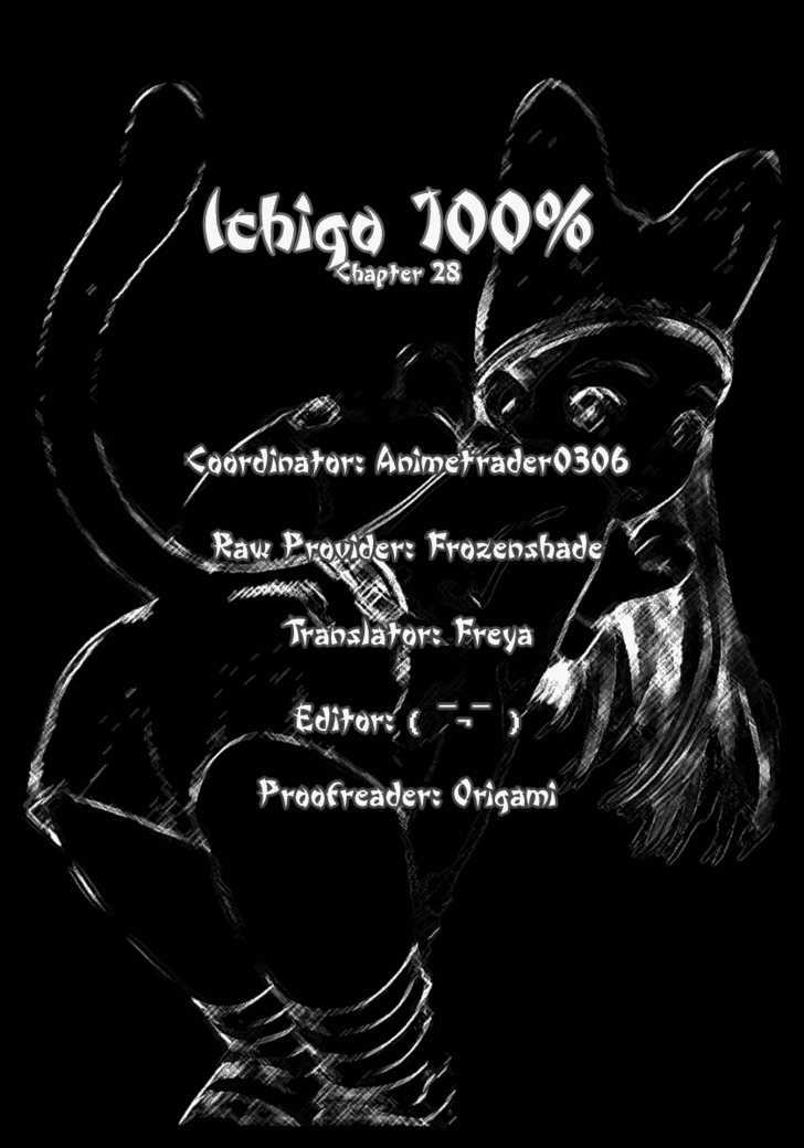 Ichigo 100% 28 Page 1