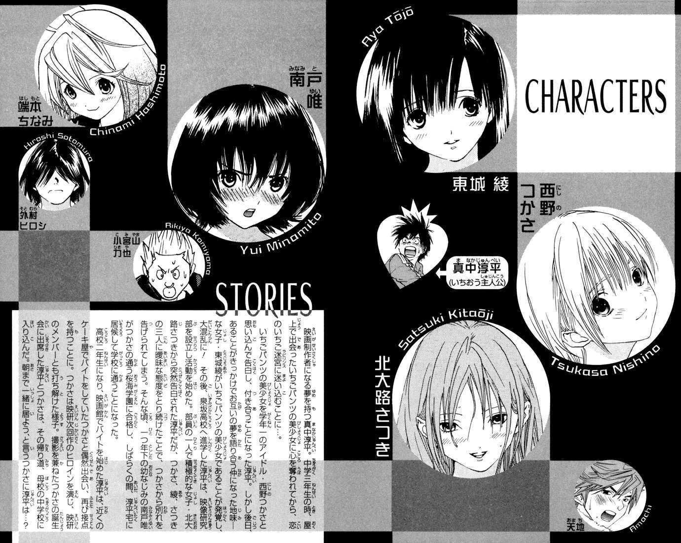 Ichigo 100% 81 Page 2