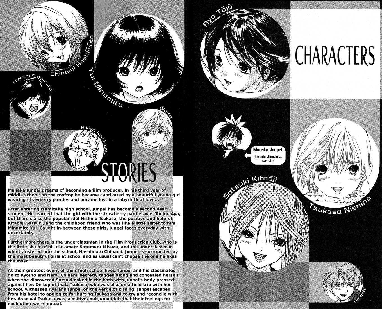 Ichigo 100% 90 Page 3