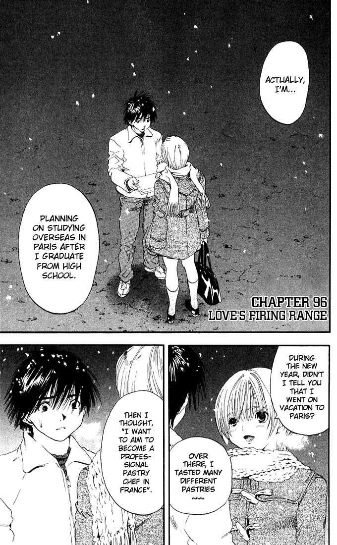 Ichigo 100% 96 Page 1
