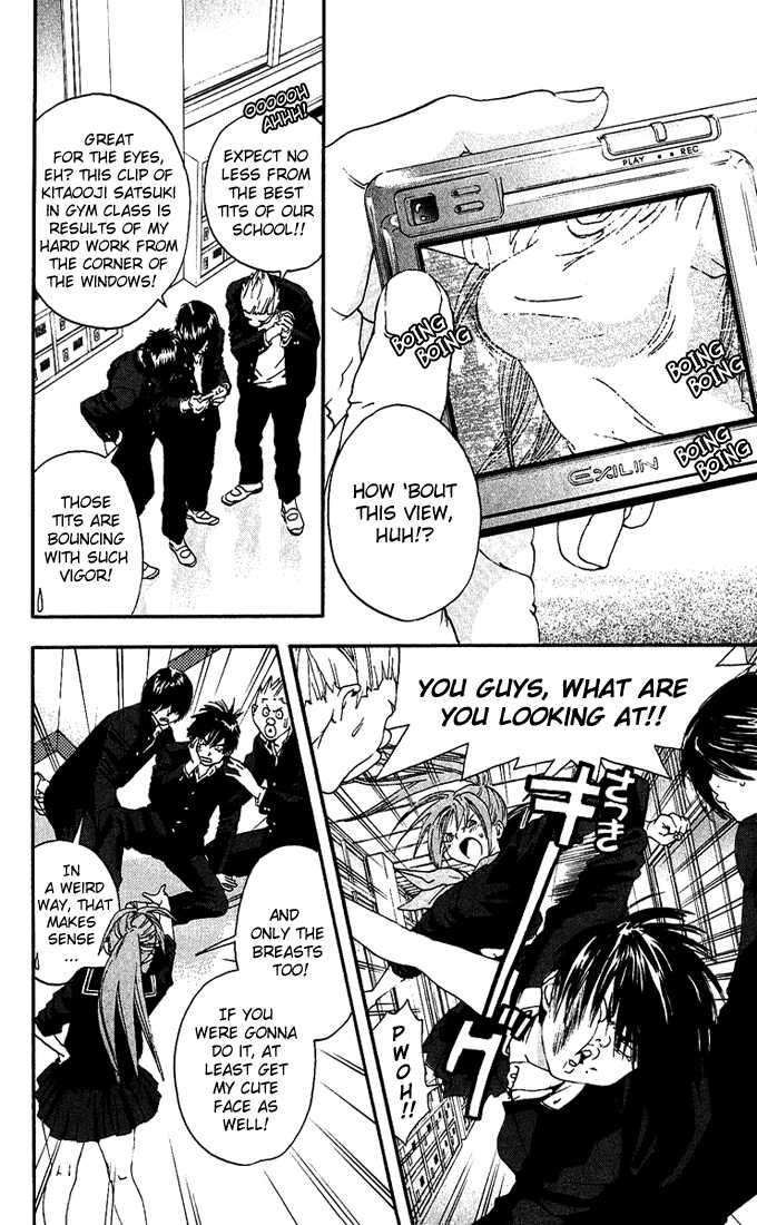 Ichigo 100% 115 Page 2