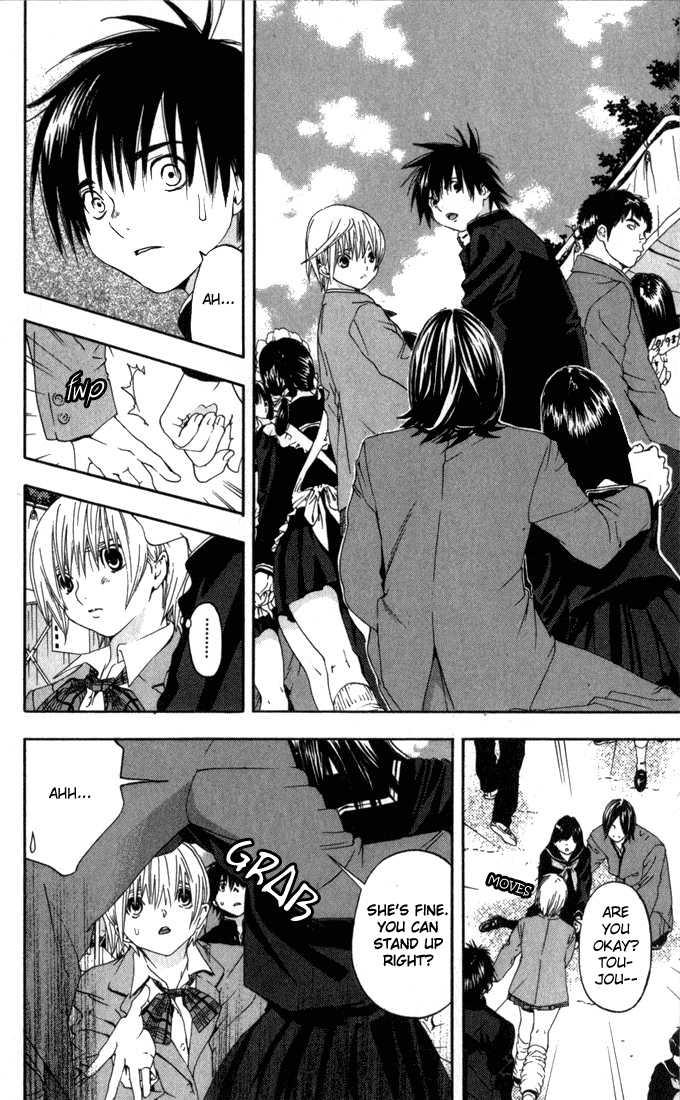 Ichigo 100% 151 Page 2