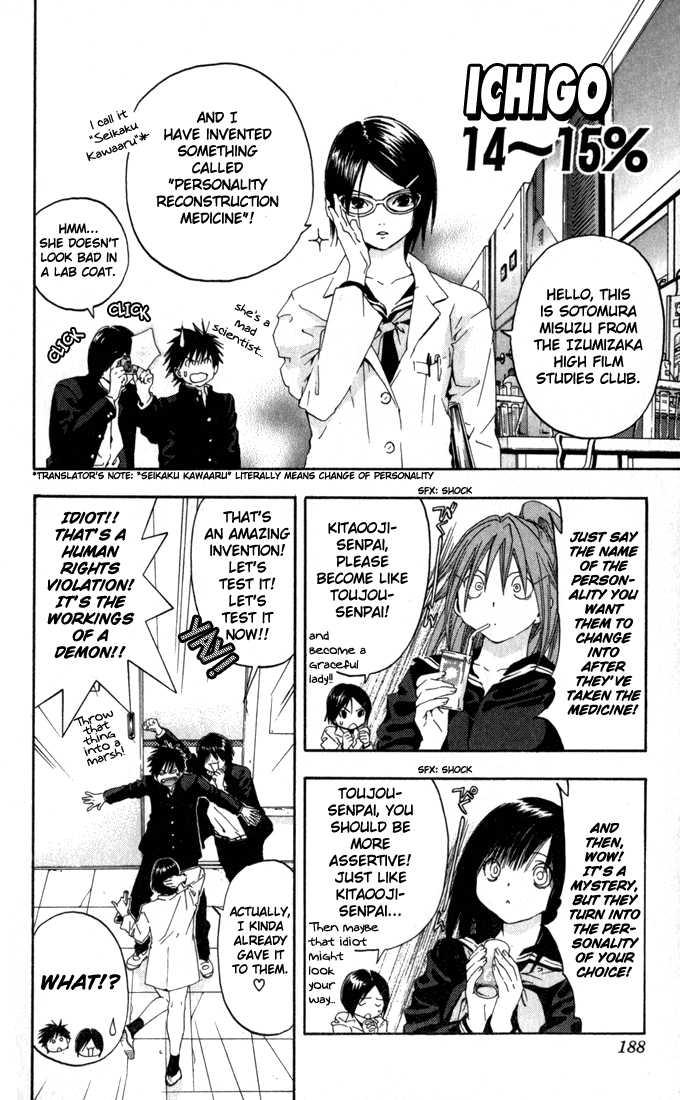 Ichigo 100% 152.1 Page 2
