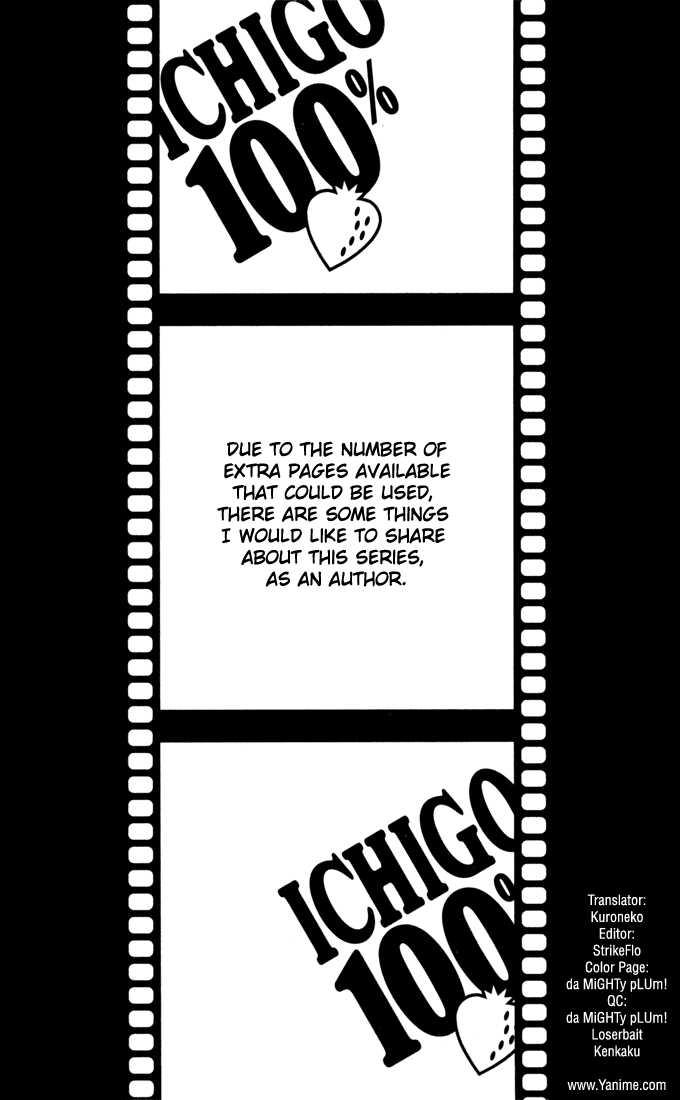 Ichigo 100% 167.4 Page 1