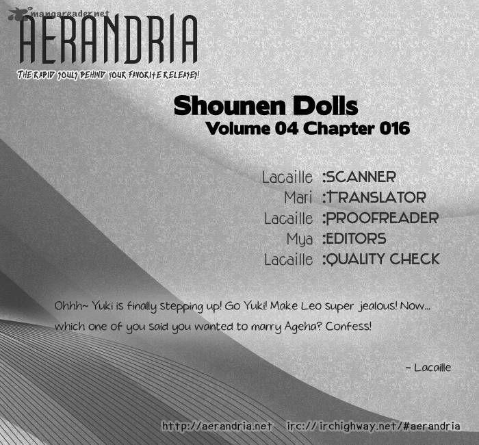 Shounen Dolls 16 Page 2