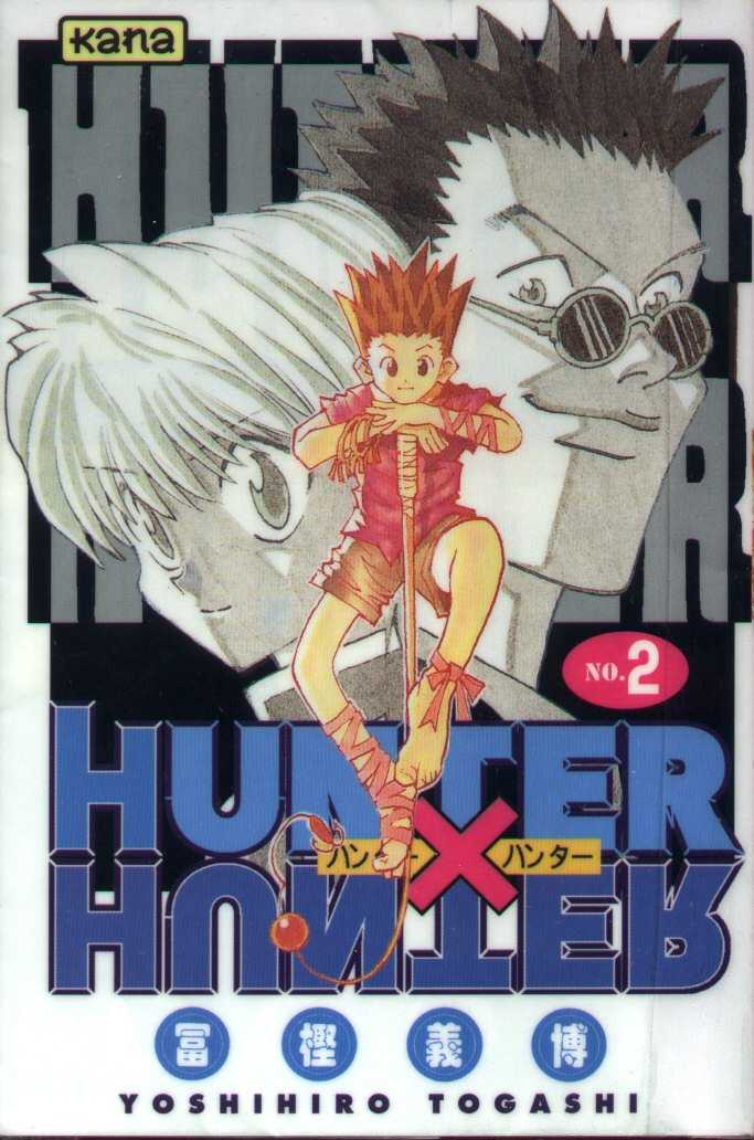 Hunter X Hunter 9 Page 1