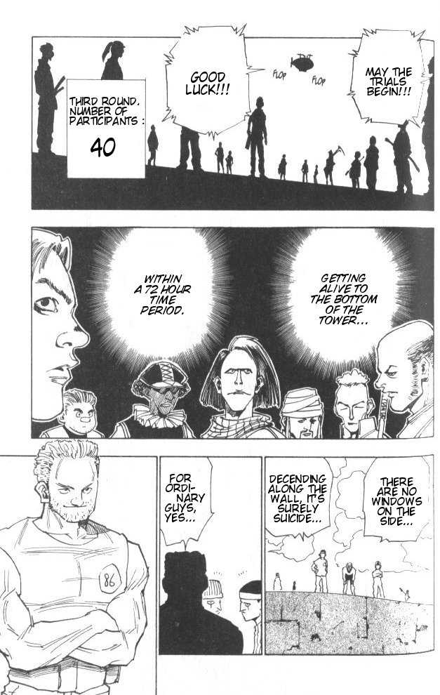 Hunter X Hunter 15 Page 4