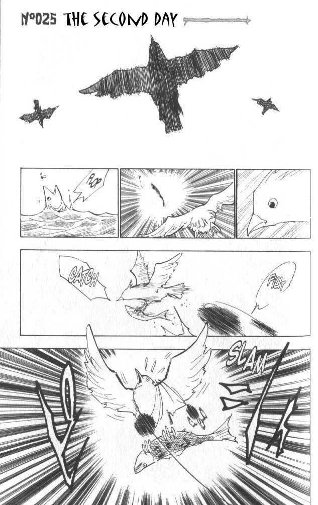 Hunter X Hunter 25 Page 2