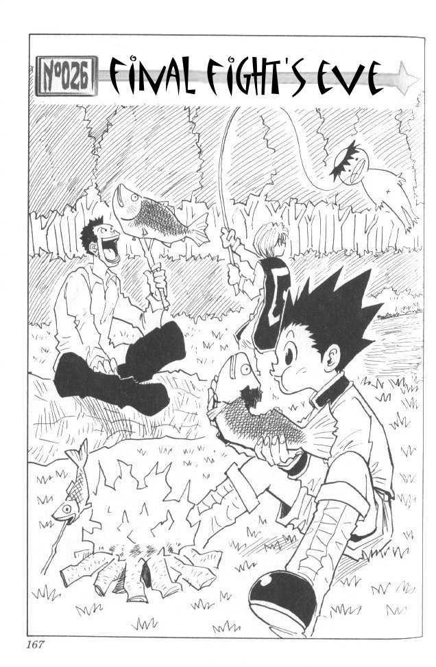 Hunter X Hunter 26 Page 2