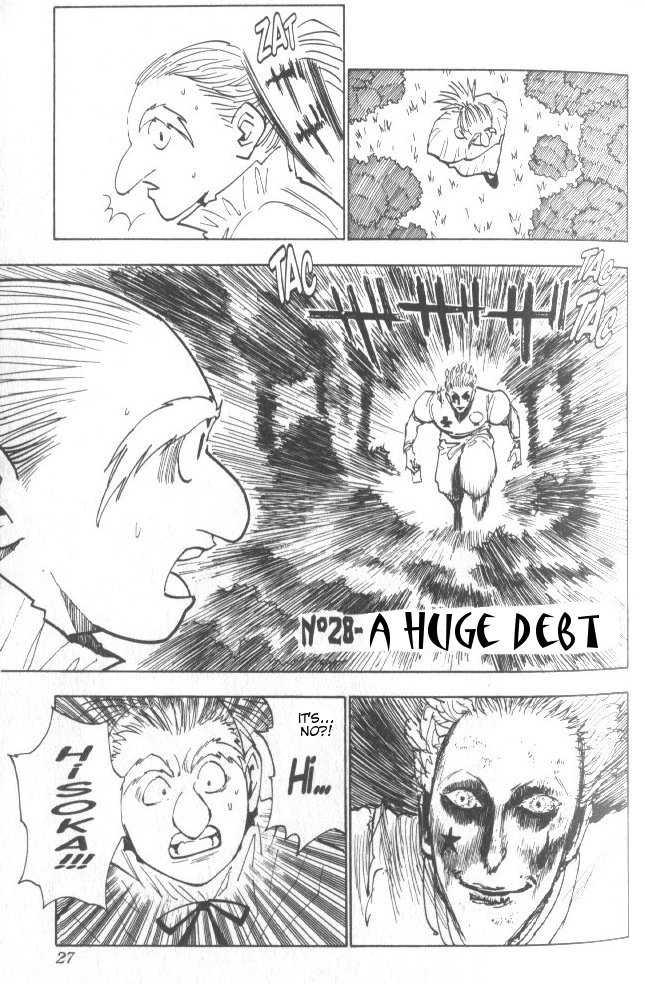 Hunter X Hunter 28 Page 2