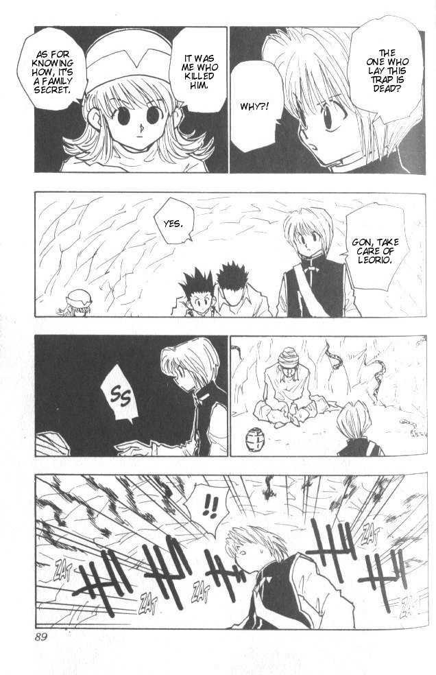 Hunter X Hunter 31 Page 4