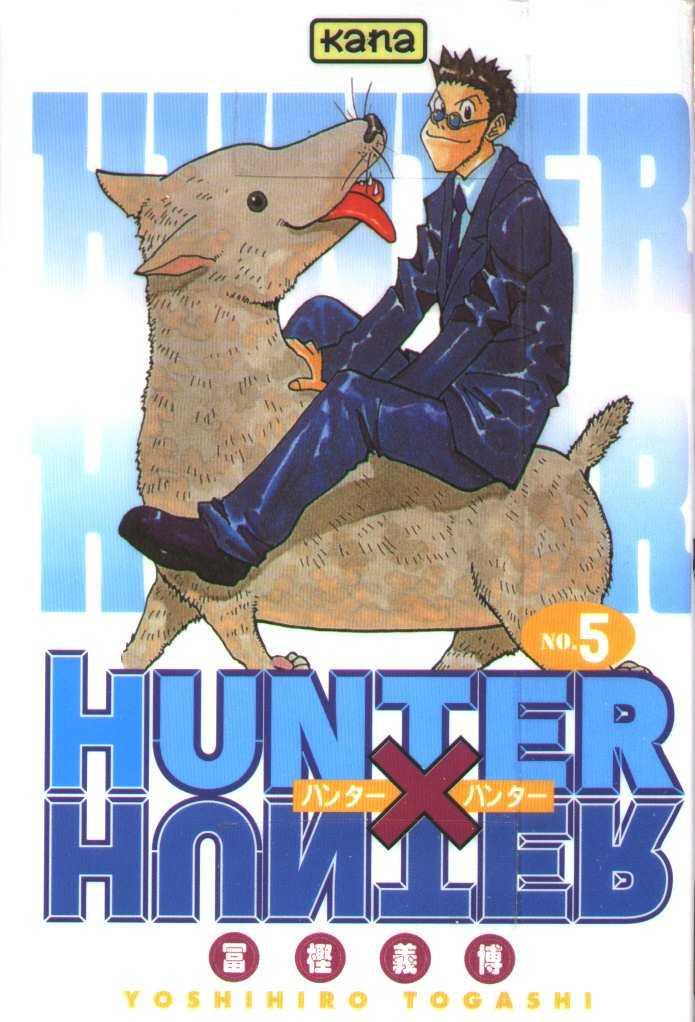 Hunter X Hunter 36 Page 1