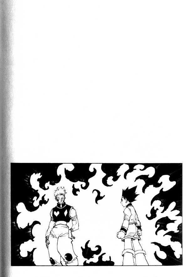 Hunter X Hunter 62 Page 1