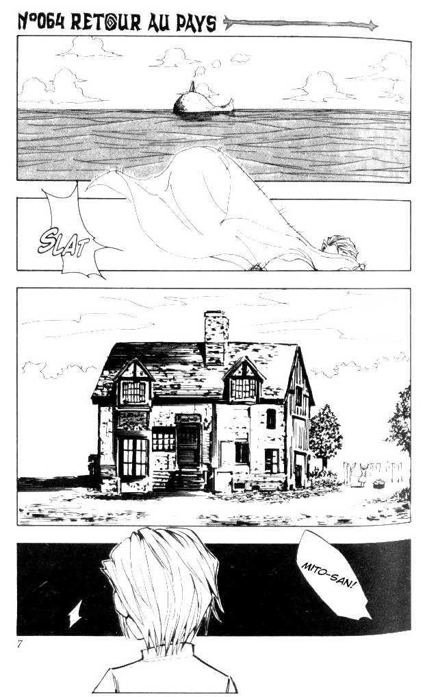 Hunter X Hunter 64 Page 3