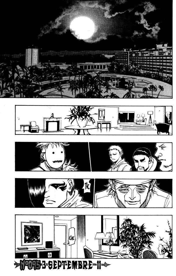 Hunter X Hunter 95 Page 1