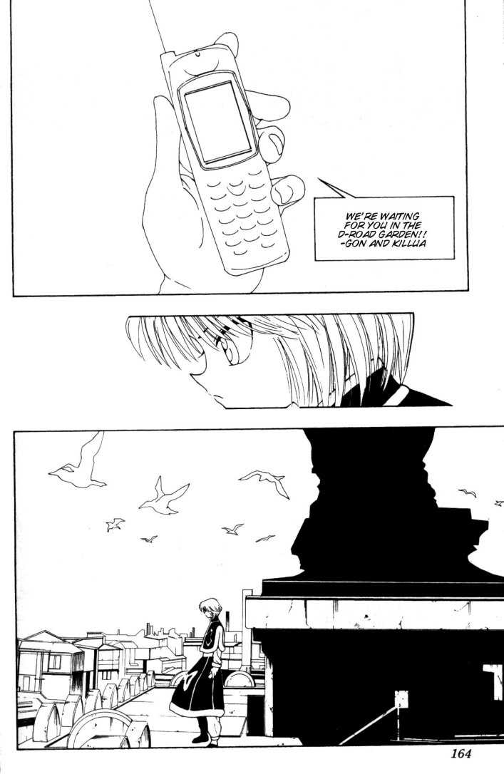 Hunter X Hunter 102 Page 2