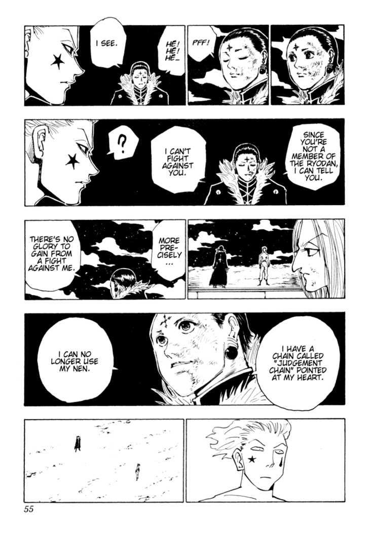 Hunter X Hunter 119 Page 3