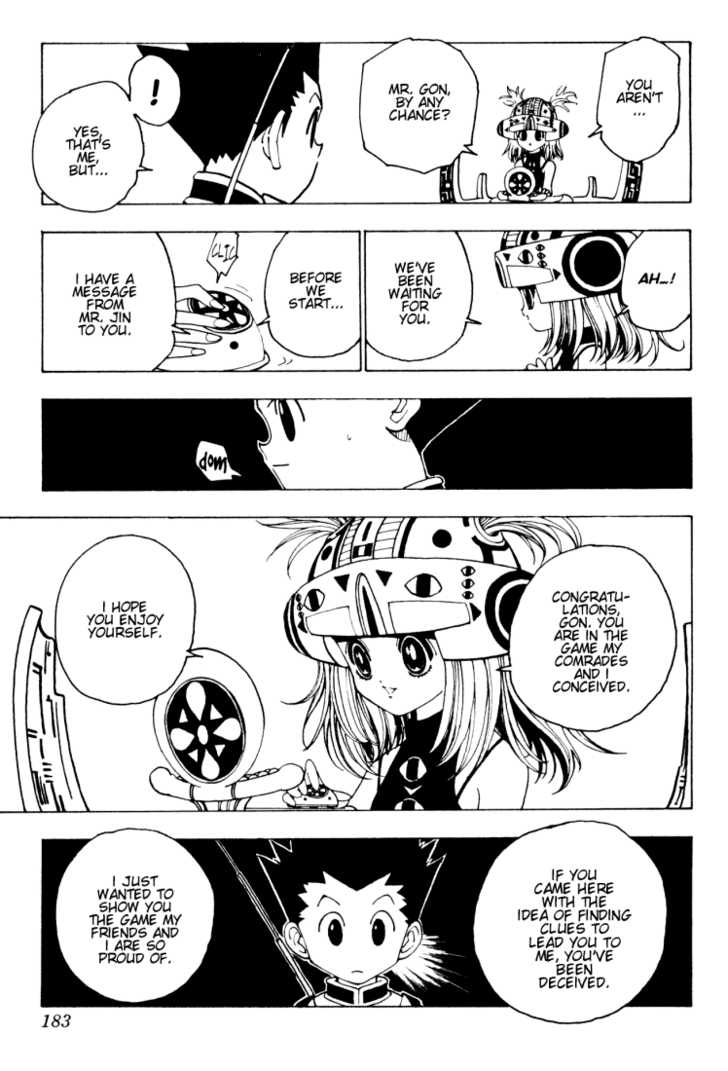 Hunter X Hunter 127 Page 3