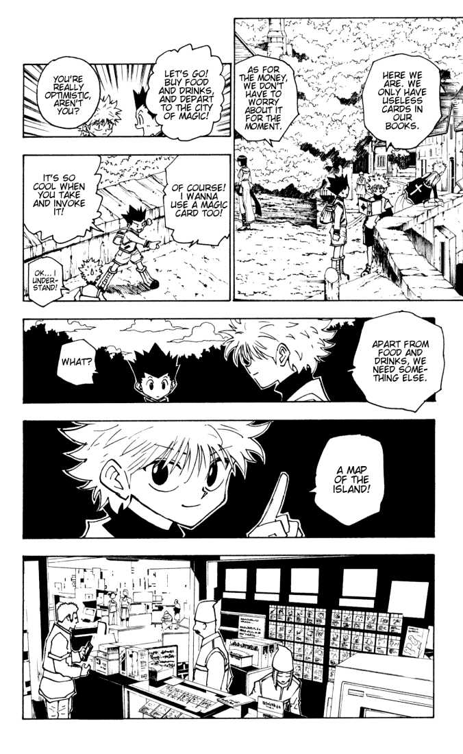 Hunter X Hunter 134 Page 2