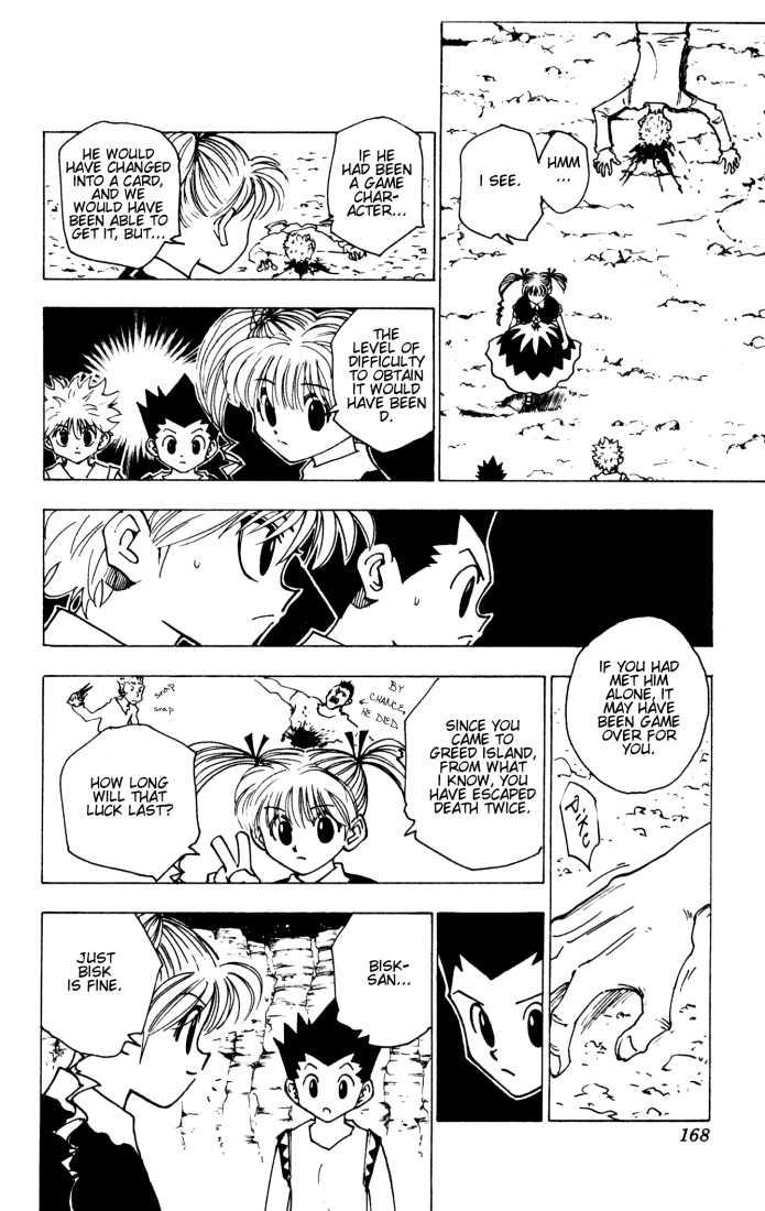 Hunter X Hunter 138 Page 2