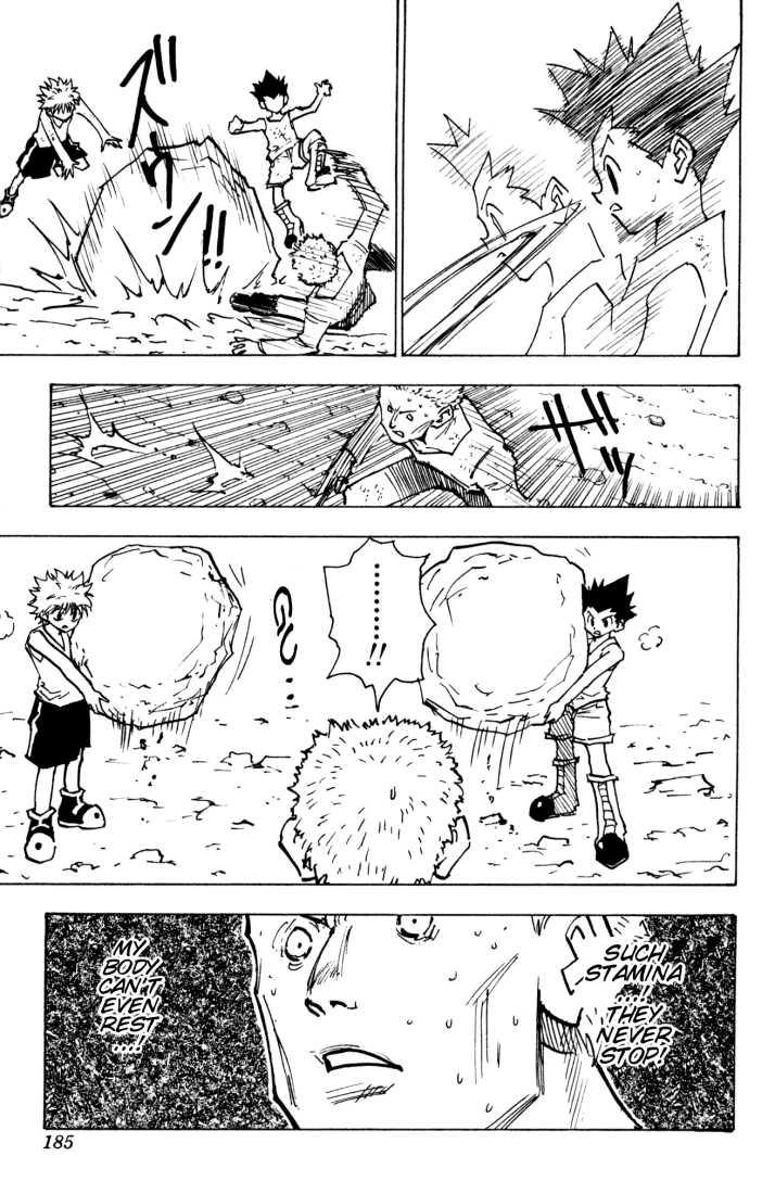 Hunter X Hunter 139 Page 3