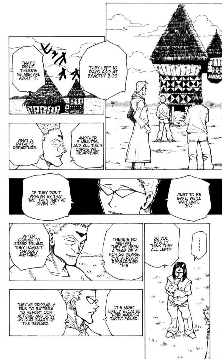 Hunter X Hunter 174 Page 4